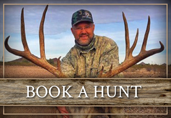 Book a Hunt with Schulz Outfitters