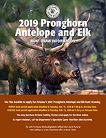2019 Pronghorn Antelope and Elk Draw Information