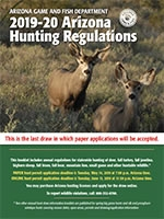 2019-2010 Arizona Hunting Regulations