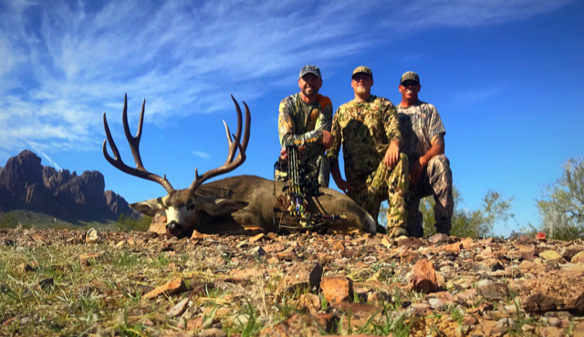 Arizona Big Game Hunting Outfitter