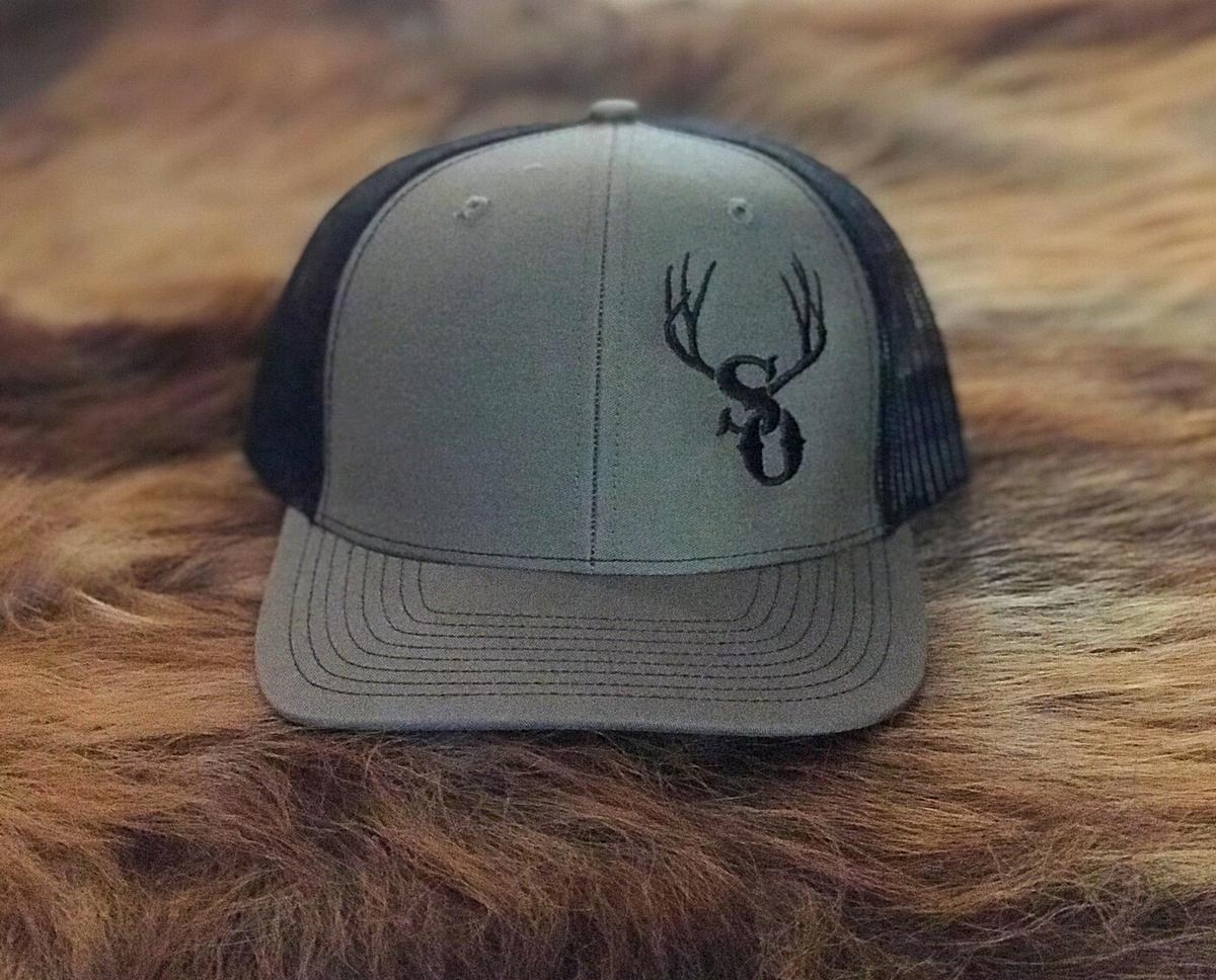 0a44bccee0ccf Schulz Outfitters - SO - Richardson 112 SnapBack - Loden Black